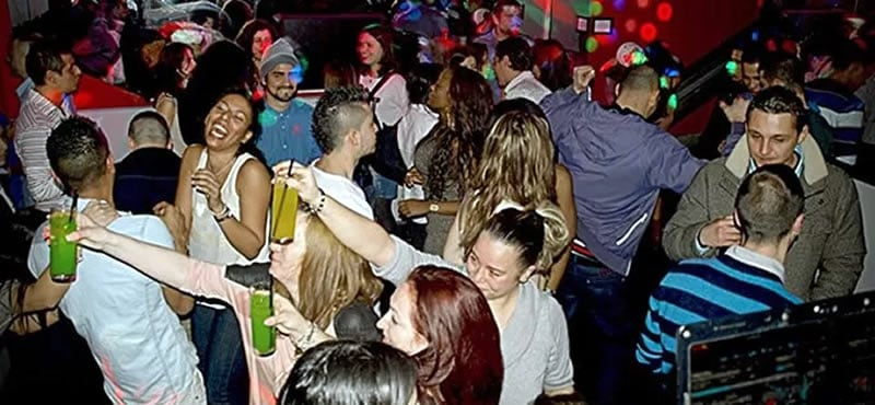Atame Gay Bar Barcelona