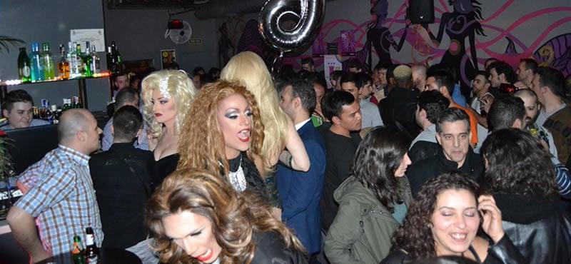 Moeem gay bar Barcelona