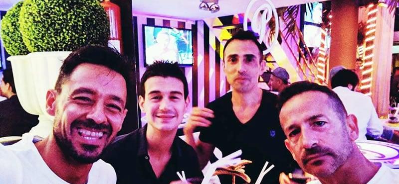 Plata Bar gay bar Barcelona