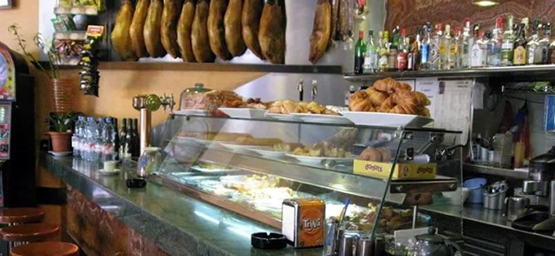 El Berro restaurant Barcelona
