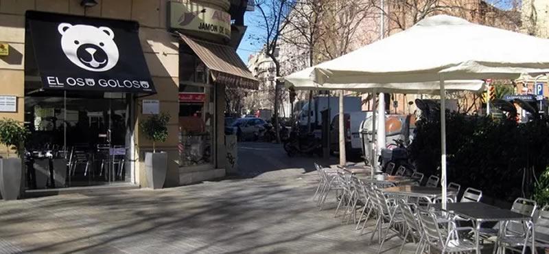 El Oso Goloso restaurant Barcelona