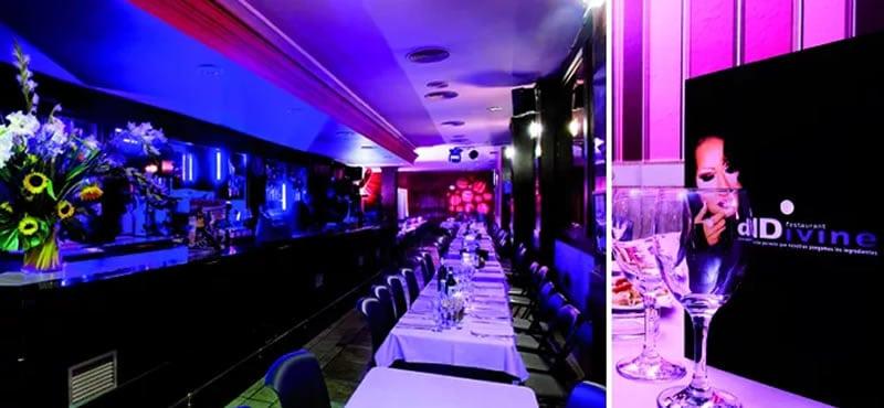 dDivine Restaurant Barcelona
