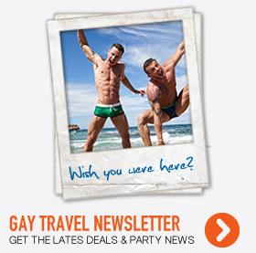 Gay Travel Newsletter