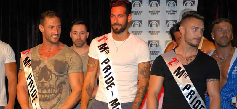 Mr Pride Metro Barcelona