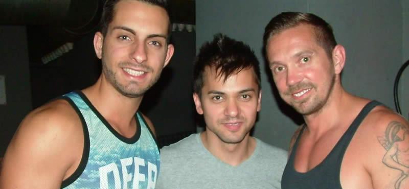 Metro gay club