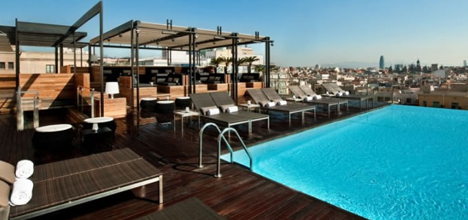 Gay hotels in barcelona for Top design hotels barcelona