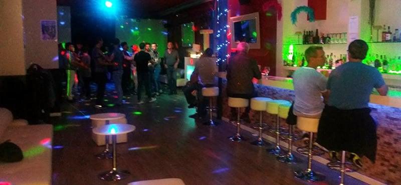 Club Mykonos gay bar Barcelona
