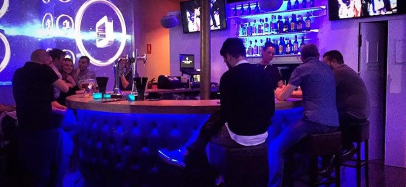 Culture Club gay bar Barcelona