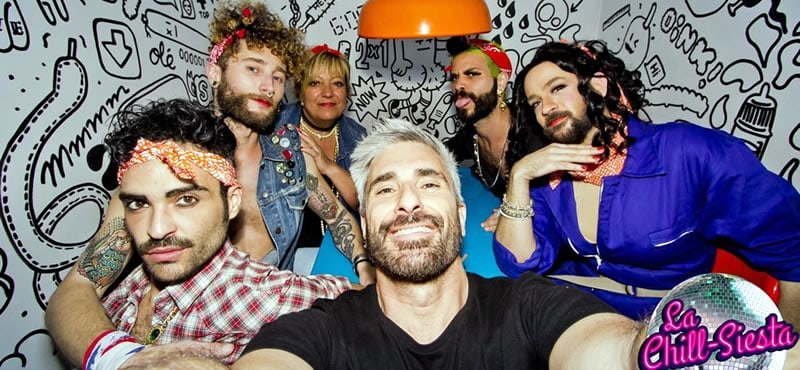 The Federica gay bar Barcelona
