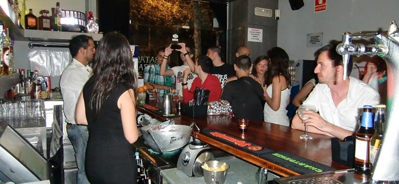 blunit gay bar Barclona