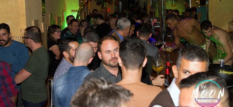 The Moon Gay Bar Barcelona