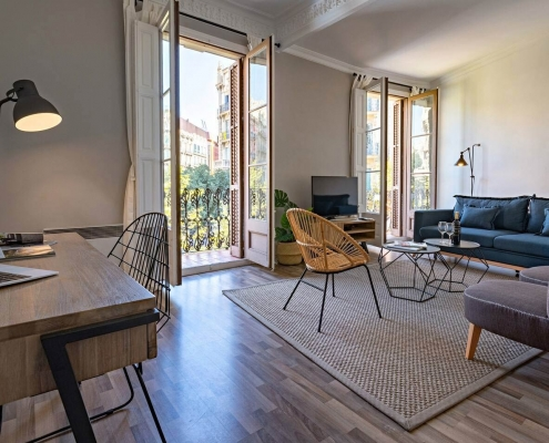 Apartment in Gay Area of Barcelona